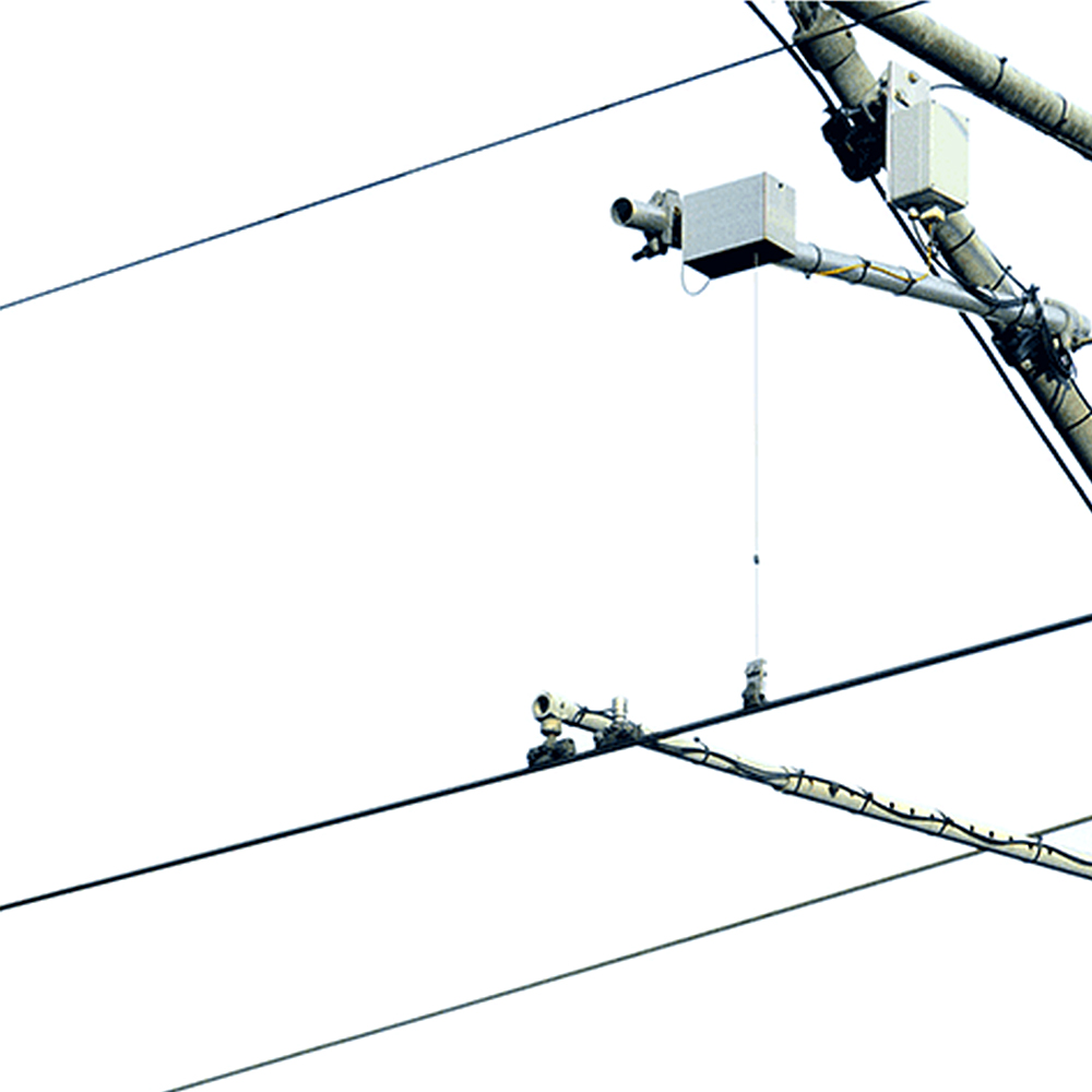 FLS overhead contact line checkpoint